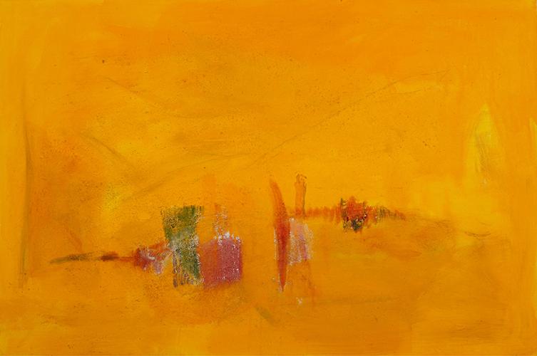 paysage, 120 x 90 cm