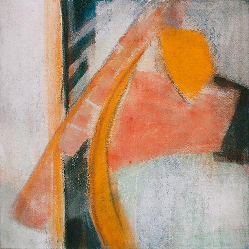 2020, 50 x 50 cm, Tryptichon