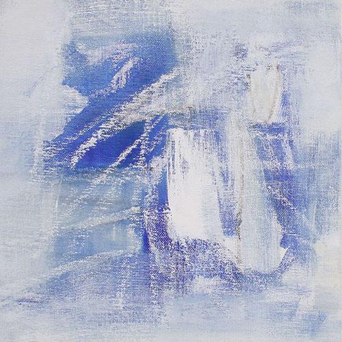 2019, 20 x 20 cm, Malplatte