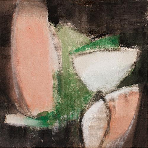 Tryptichon, 2020, 30 x 30 cm