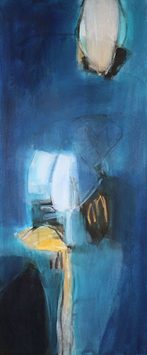 2008, up and down, 50 x 120 cm, Fr. 900.-