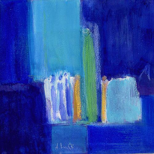 Composition 1, 30 x 30 cm, Fr. 200.-