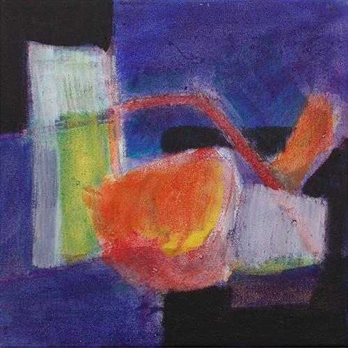 b dramatique II, 2008, 30 x 30 cm, Fr. 250.-